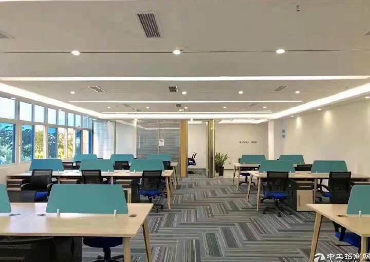 光明精装修办公室出租带红本大小面积可分租图片7