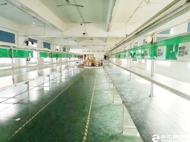 广州天河珠吉地铁口旁新空出600平厂房仓库办公室出租可分租-图3