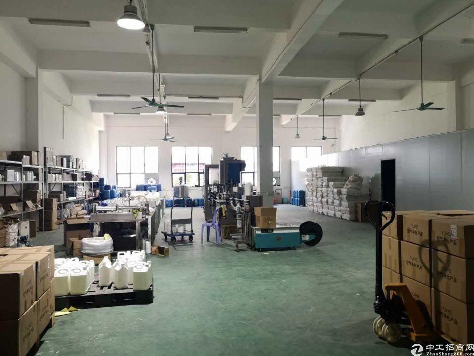 广州天河珠吉地铁口旁新空出600平厂房仓库办公室出租可分租-图2