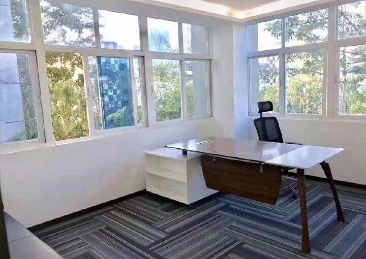 光明精装修办公室出租带红本大小面积可分租图片6
