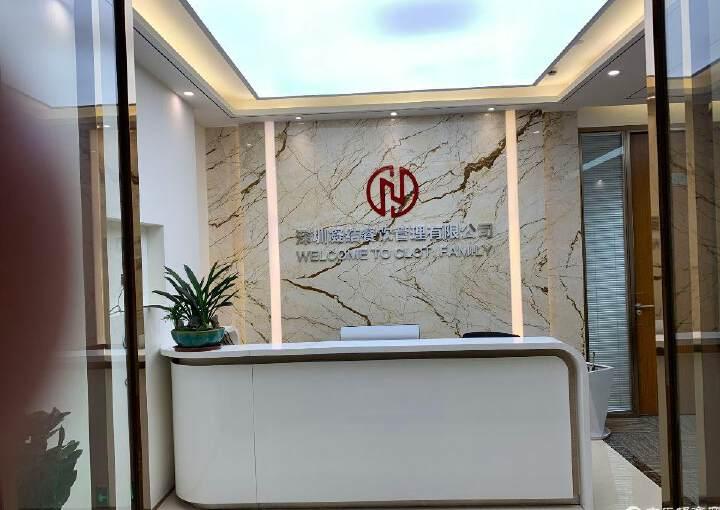 出租龙岗中心城350平豪华装修带家私办公室图片9