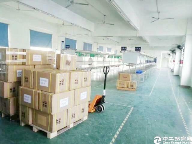 广州天河珠吉地铁口旁新空出600平厂房仓库办公室出租可分租