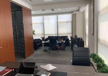 出租龙岗中心城350平豪华装修带家私办公室图片3