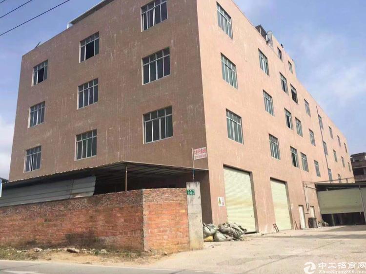 黄埔萝岗区开创大道边上新空标准厂房3-4楼2800平米-图2