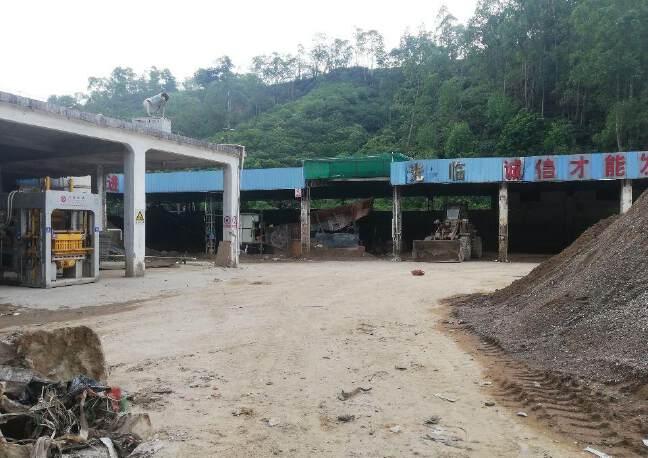 坪山独门独院仓库2300平米,可以做环保砖