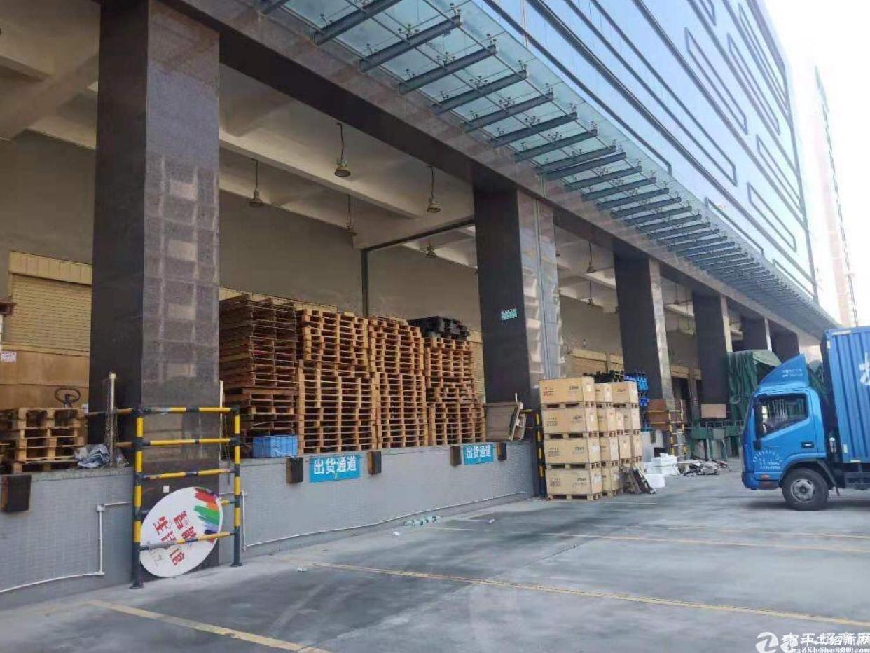 布吉李朗独院红本整栋厂房17000平带卸货平台厂房出租