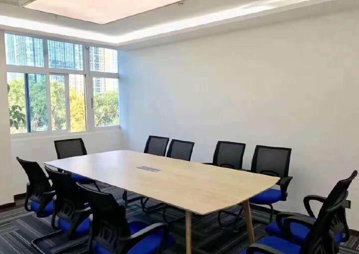 光明精装修办公室出租带红本大小面积可分租图片3