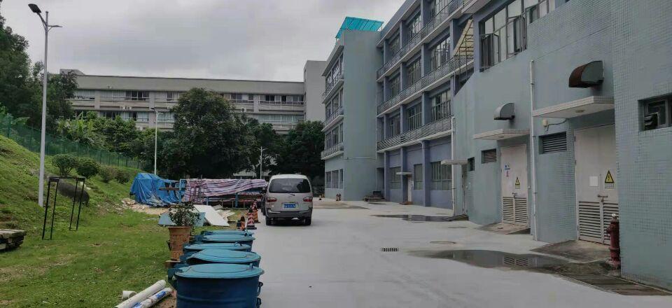 黄埔科学城工业园楼上800平方带装修