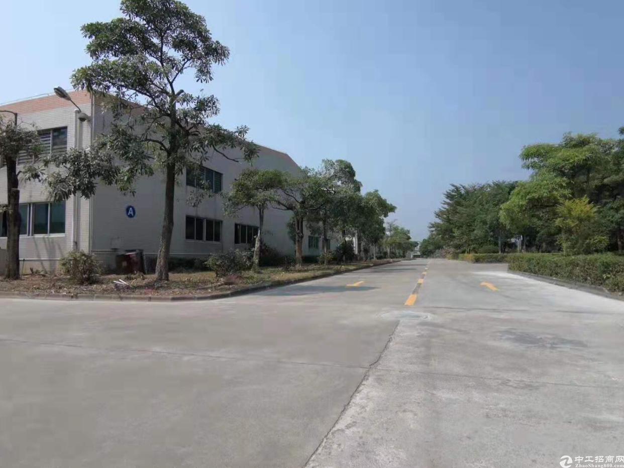 比亚迪附近新出6000平米独栋钢构仓库出租