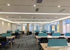 光明精装修办公室出租带红本大小面积可分租