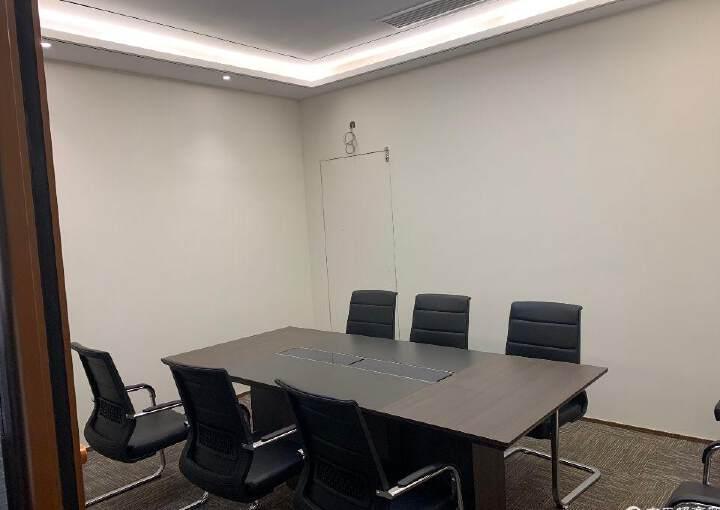 出租龙岗中心城350平豪华装修带家私办公室图片7