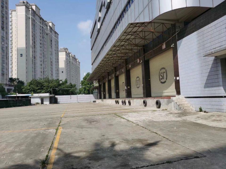 福永新田107国道边上标准物流仓库20000平方,大小可分