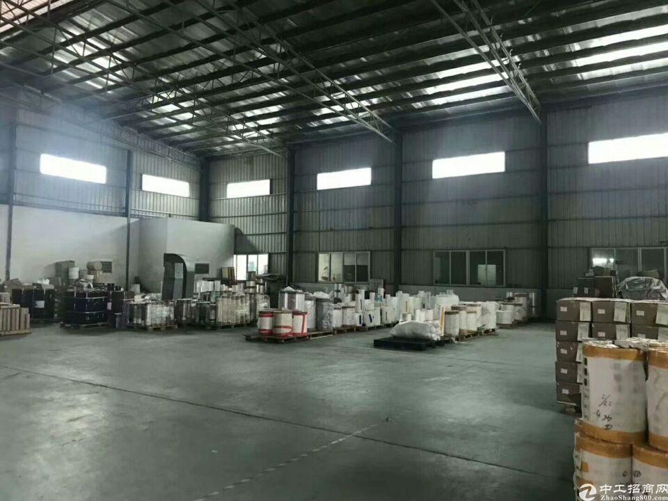 广州番禺工业园6000方独院钢构厂房火爆招商,独立变压