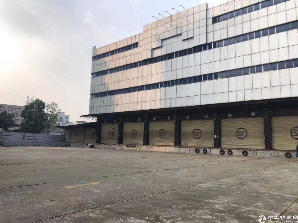 机场附近新出标准物流仓库107旁整栋35500平米一楼7m