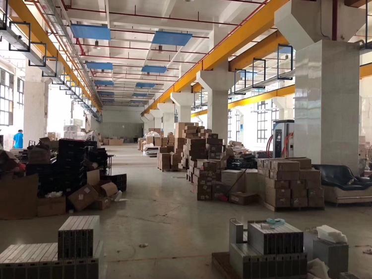 临深片区红本国有证重工业厂房出售27000平一楼七米二楼五米