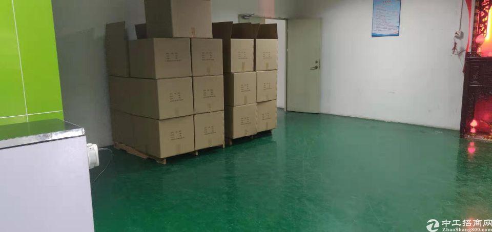 樟木头镇樟洋管理区分租现成带装修三楼750平方