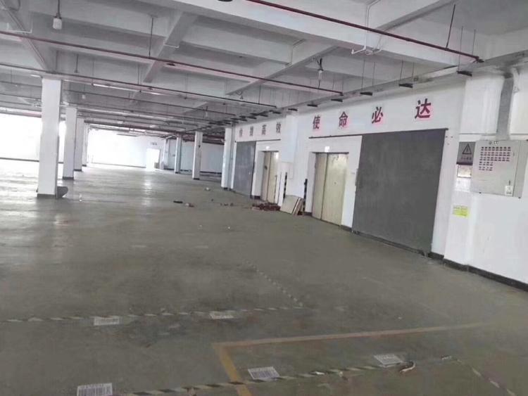 惠阳三和独院厂房2楼2350平,有红本,现成水电带装修-图4