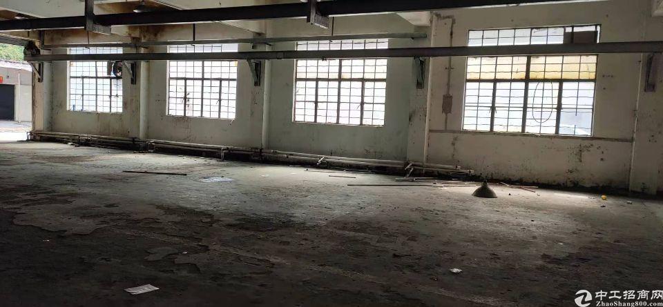 西乡鹤洲大型工业园内新出楼上整层1000平米-图2