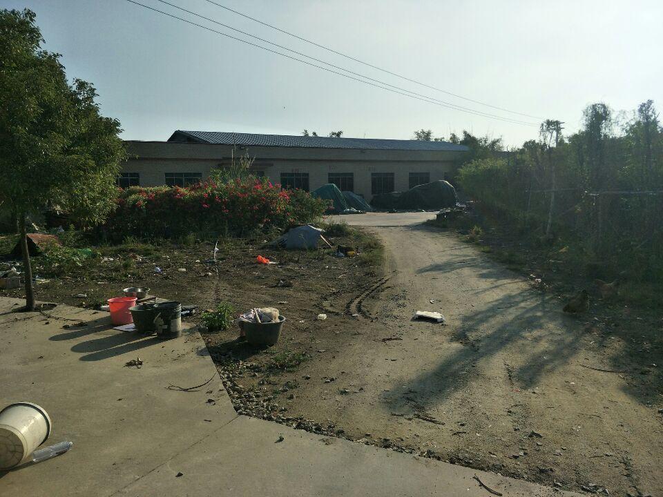 东莞东茶山国有证地皮出售11500平米
