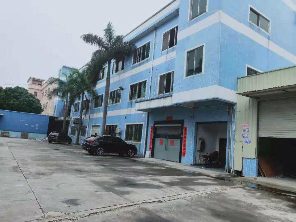 原房东标准厂房小面积用电大福音500平方厂房出租