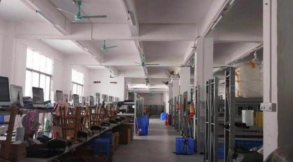 天河龙洞标准一楼1400平厂房仓库出租可分租