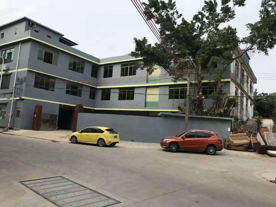 东坑镇独院标准厂房一楼出租二楼带地平漆可办环评