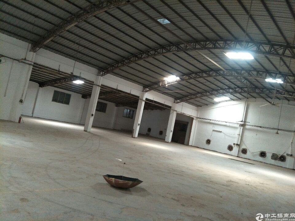 东城新出单一层独院厂房总面积4700平方,宿舍1--4层