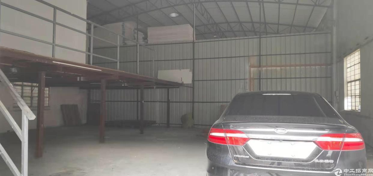 天河珠吉独院180平单一层仓库出租可分租
