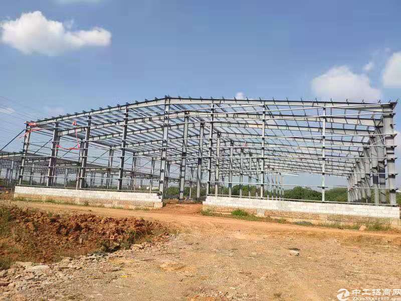 黄陂滠口单一层钢构,1000平米出售,位置好