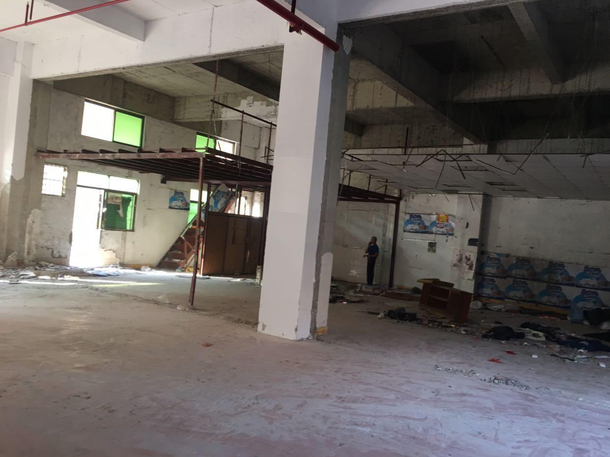 工业区一楼实际面积380方