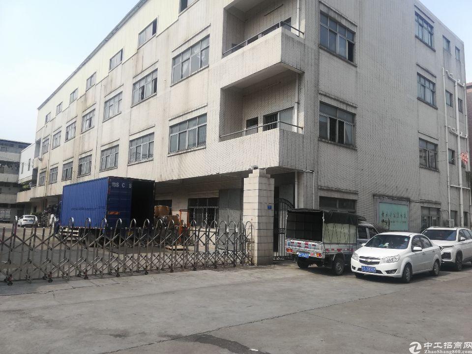 茶山新出厂房一楼1100平,面积实际价格便宜