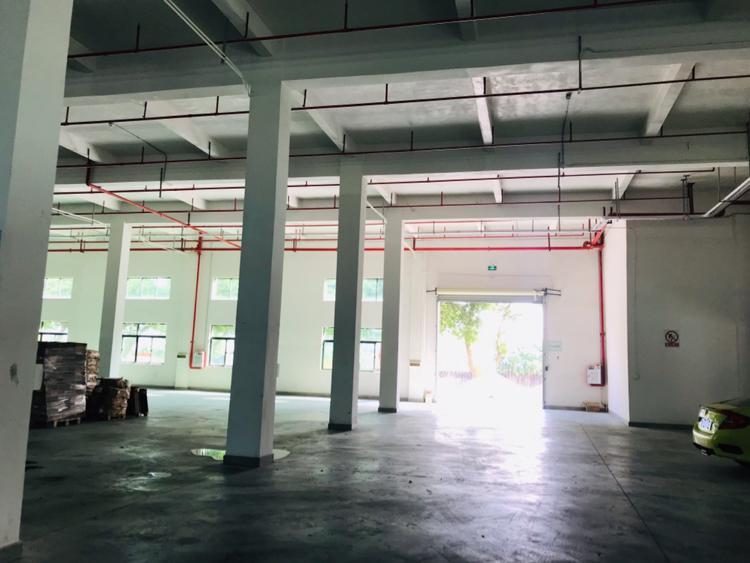 塘厦镇厂房分租一楼3000平方22元