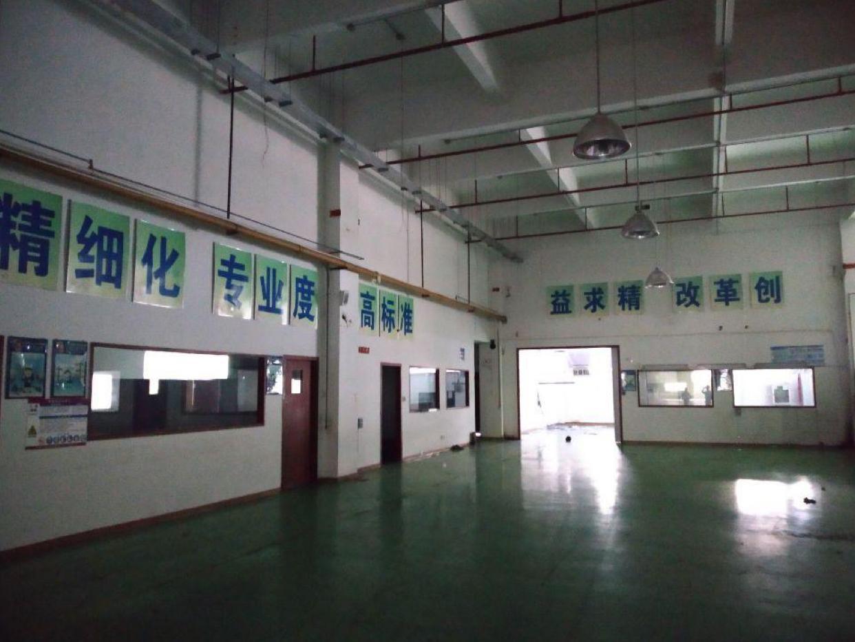 黄埔区科学城一楼5600平7.5米高、可分租