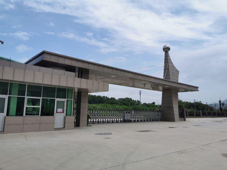 惠州市博罗县原房东新出红本全新重工业标准厂房实地面积出租