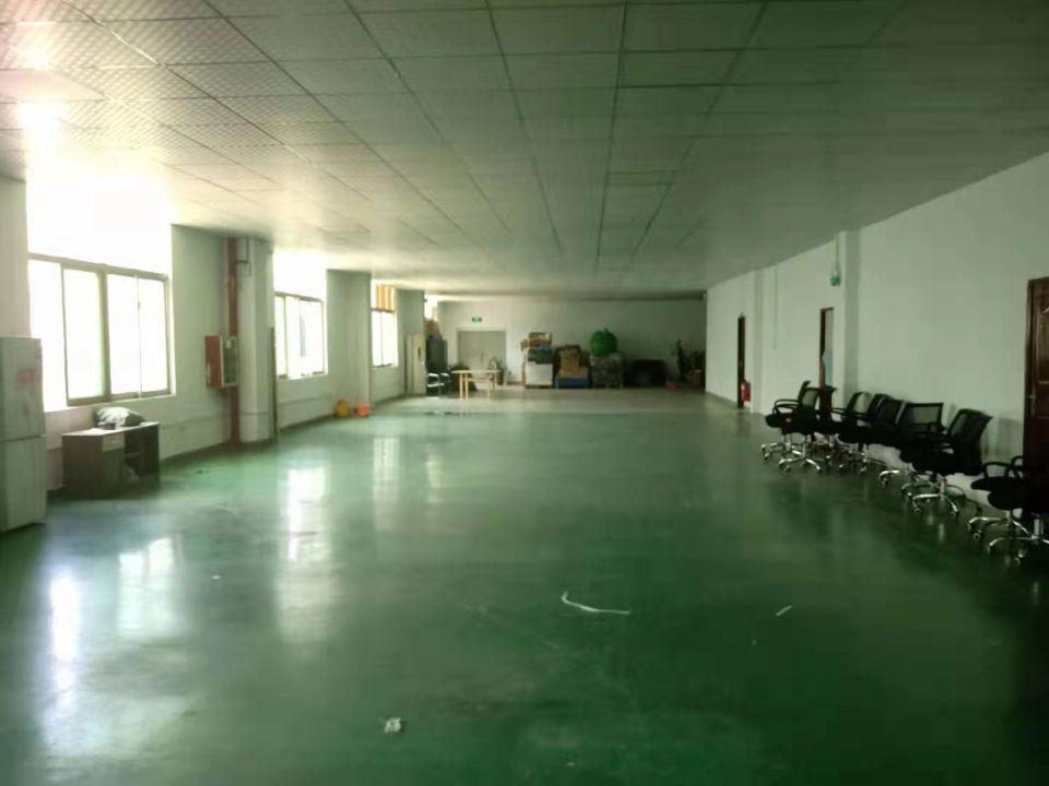 龙岗五联新出标准厂房实际面积原房东分租500平