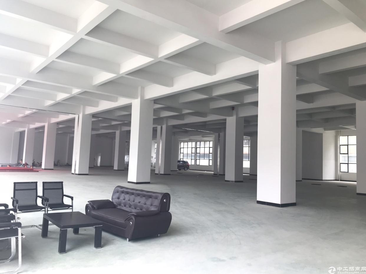 长安镇乌沙全新厂房空地大、可办环评、36000平方米
