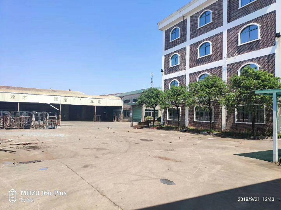 茶山镇原房东单一层独门独院厂房四栋共约22000平