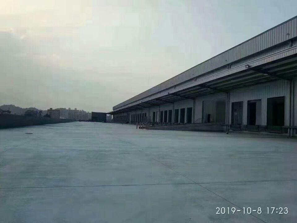 丙二类大型标准物流仓库,地理位置优越