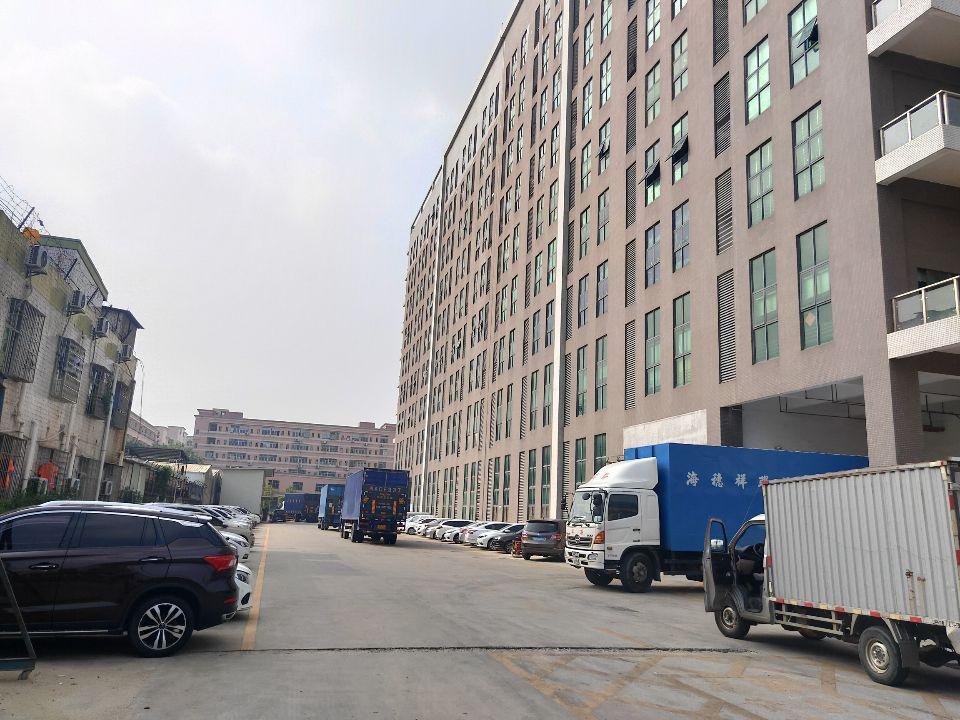 福永同富裕独院楼上2000平米精装修厂房出租-图7