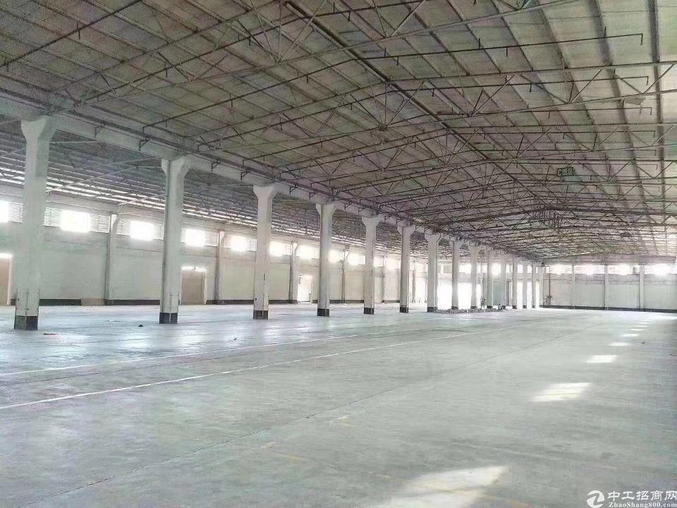 石排主干道边大型物流园新出丙类仓库10000方