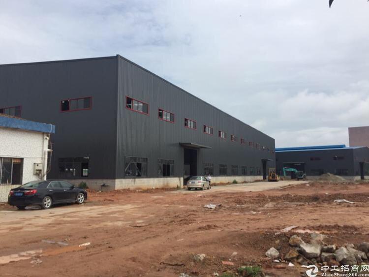 黄江镇原房东新建钢构12米滴水电600无公摊周边无居民