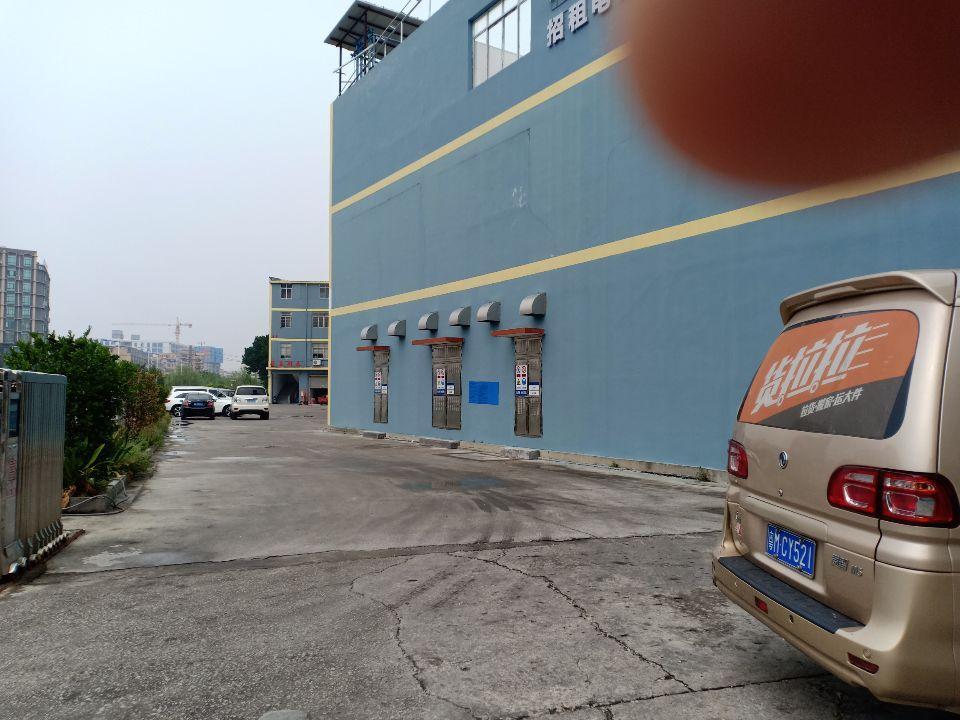 白云区江高镇标准厂房招租。约3680平方大小可分租