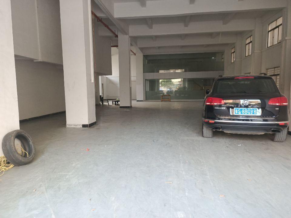 长安镇沙头独栋6米高一楼650平招租