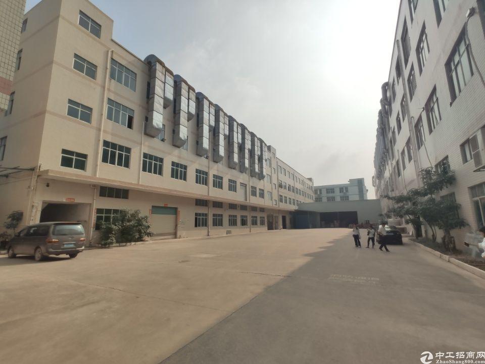 厂房位于马安工业区内,独栋1层500平米,首层高度5.-图2