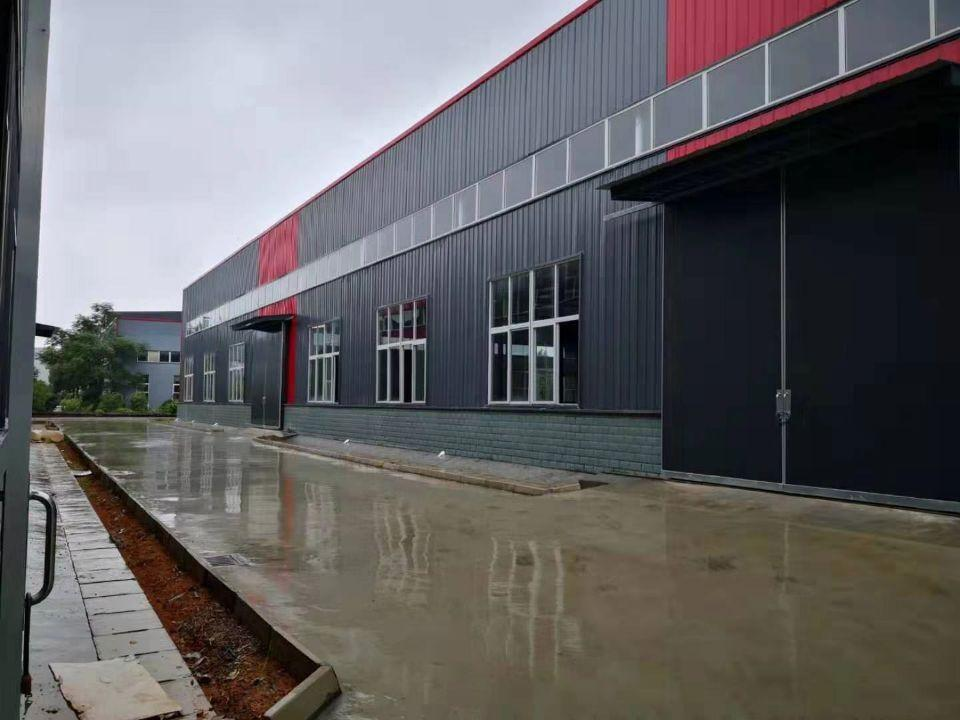 大岭山原房东实际面积出租独院单一层钢构厂房7800平方18块