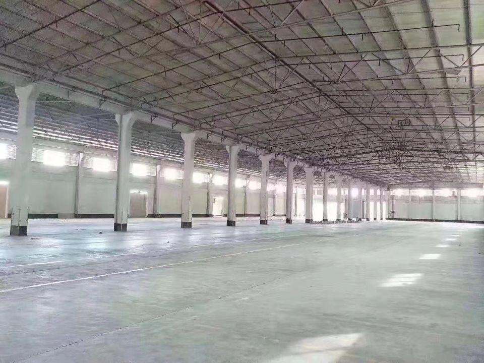 深圳观澜物流仓库55000平方厂房招租,空地非常大,消防喷淋