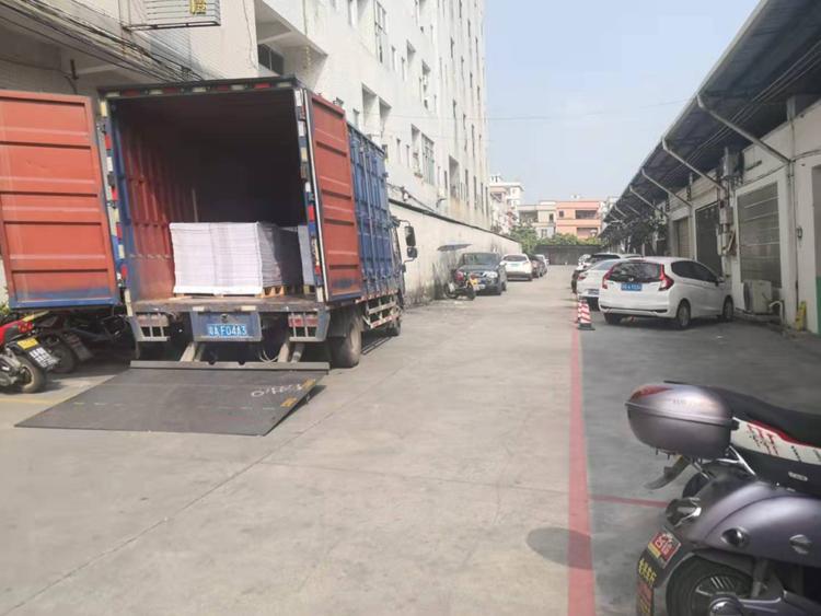 新塘镇西洲工业园独院标准厂房仓库出租可排污可办环评