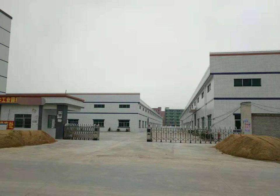 石湾镇工业园厂房分租单一层1800平带五金环评