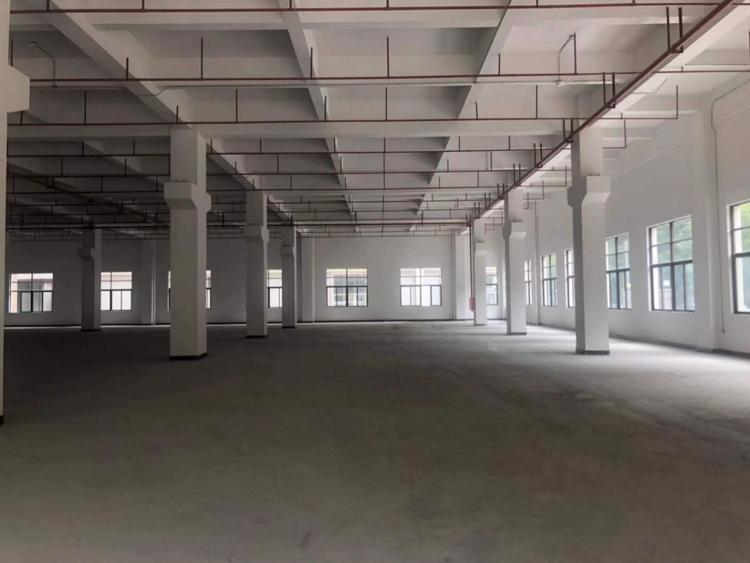 深圳全新标准厂房出租,无公摊36800平方