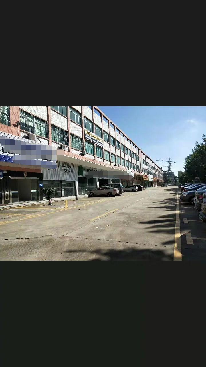 龙岗坪地高桥新出楼上标准厂房330平